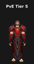 Mage PvE Tier 5 Set