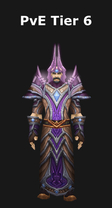 Mage PvE Tier 6 Set