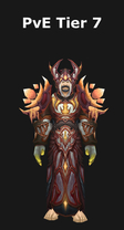 Mage PvE Tier 7 Set