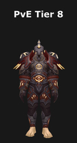 Mage PvE Tier 8 Set