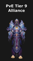 Mage PvE Tier 9 Alliance Set