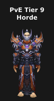 Mage PvE Tier 9 Horde Set