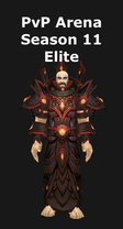 Mage PvP Arena Season 11 Elite Set