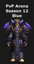 Mage PvP Arena Season 12 Blue Set
