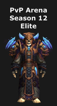 Mage PvP Arena Season 12 Elite Set