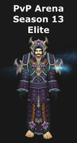 Mage PvP Arena Season 13 Elite Set