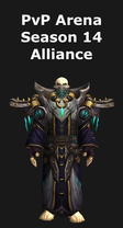 Mage PvP Arena Season 14 Alliance Set