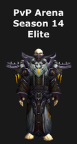 Mage PvP Arena Season 14 Elite Set