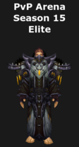 Mage PvP Arena Season 15 Elite Set