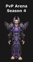 Mage PvP Arena Season 4 Set