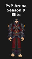 Mage PvP Level Arena Season 9 Elite Set