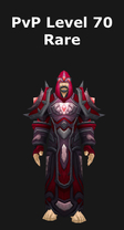Mage PvP Level 70 Rare Set