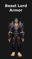 Beast Lord Armor Set