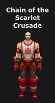 Chain of the Scarlet Crusade Set