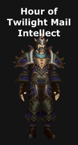 Hour of Twilight Mail Intellect Set
