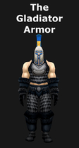 The Gladiator Armor Set
