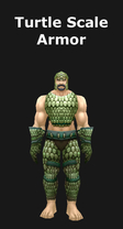 Turtle Scale Armor Set