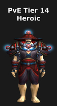 Monk PvE Tier 14 Heroic Set