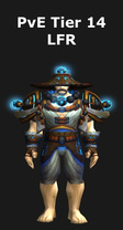 Monk PvE Tier 14 LFR Set