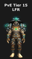 Monk PvE Tier 15 LFR Set