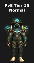 Monk PvE Tier 15 Set