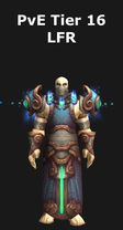 Monk PvE Tier 16 LFR Set