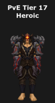 Monk PvE Tier 17 Heroic Set