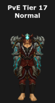 Monk PvE Tier 17 Normal Set