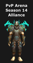 Monk PvP Arena Season 14 Alliance Set