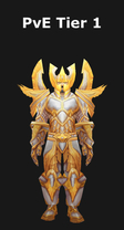 Paladin PvE Tier 1 Set