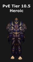 Paladin PvE Tier 10.5H Set