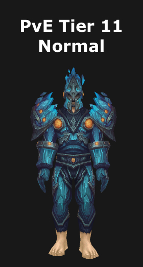 icy veins ret level guide