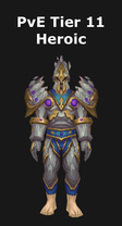 Paladin PvE Tier 11H Set