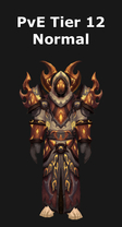 Paladin PvE Tier 12 Set