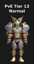 Paladin PvE Tier 13 Set