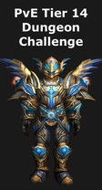 Paladin PvE Challenge Mode Set