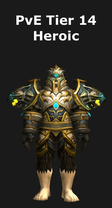 Paladin PvE Tier 14 Heroic Set