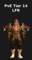 Paladin PvE Tier 14 LFR Set