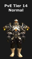 Paladin PvE Tier 14 Set