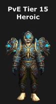 Paladin PvE Tier 15 Heroic Set