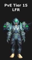 Paladin PvE Tier 15 LFR Set