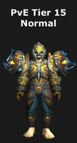 Paladin PvE Tier 15 Set