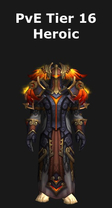 Paladin PvE Tier 16 Heroic Set