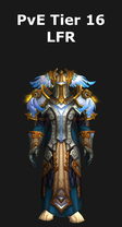 Paladin PvE Tier 16 LFR Set