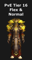 Paladin PvE Tier 16 Set