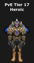 Paladin PvE Tier 17 Heroic Set