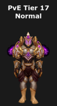 Paladin PvE Tier 17 Normal Set