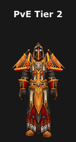 Paladin PvE Tier 2 Set