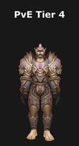 Paladin PvE Tier 4 Set