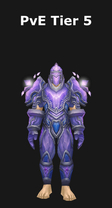 Paladin PvE Tier 5 Set